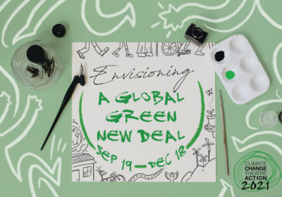 Envisioning the Global Green New Deal