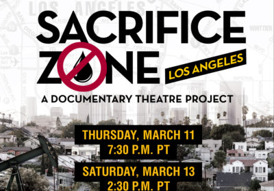 Sacrifice Zone: Los Angeles